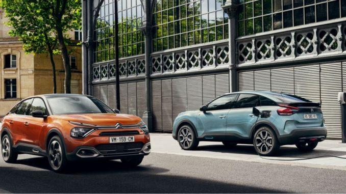 Lancio di successo in Europa di Nuove Citroën C4 ed ë-C4