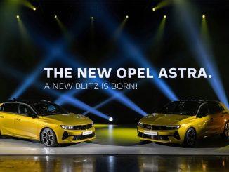 L'approccio originale ed emozionale allo sviluppo di nuova Opel Astra
