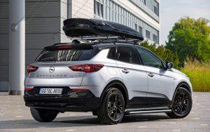 Il nuovo Opel Grandland e i suoi accessori originali personalizzati