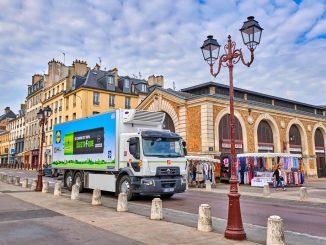 Nuovo camion elettrico nella gamma Renault Trucks