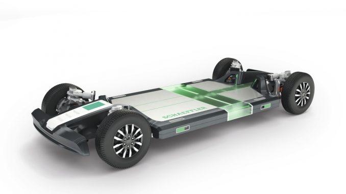 Shuttle a guida autonoma con i sistemi di Schaeffler e Mobileye