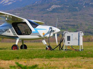 Skycharge da Green Motion e Pipistrel omologato dalla EASA