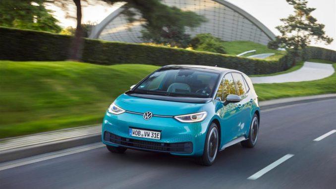 Introdotti da Volkswagen gli aggiornamenti via etere per tutti i modelli ID.