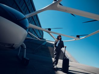 Partnership tra Volocopter e Urban Movement Labs a Los Angeles