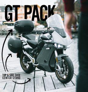 Zero Motorcycles: Nuovo GT Pack per la Zero SR/S