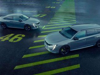 Emozione pure con i 360 cavalli della 508 Peugeot Sport Engineered