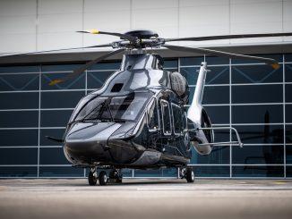 L'elicottero sostenibile ha volato a Milano