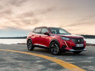 """Il SUV Peugeot 2008 è stato eletto """"Auto dell'Anno"""" in Sudafrica"""