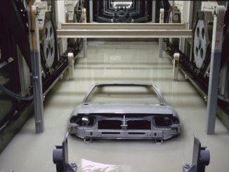 Da 40 anni, le vernici a base di acqua sono un primato Opel