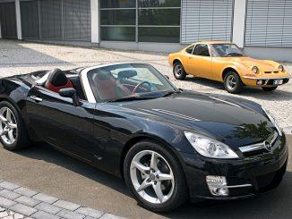 Storia. Il ritorno della Opel GT