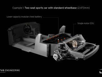 Lotus Cars ha presentato una nuova tecnologia di telaio leggero
