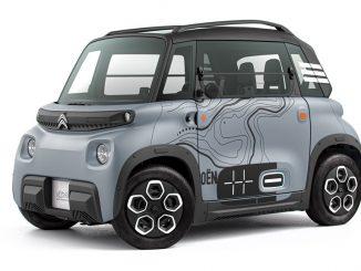 Gefco con Citroën per la distribuzione di AMI – 100% ëlectric in Italia