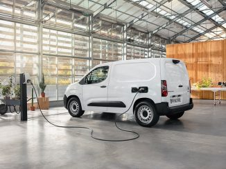 Ordinabile in Italia Citroën ë-Berlingo Van