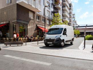 E' già ordinabile in Italia il Citroën ë-Jumper Elettrico
