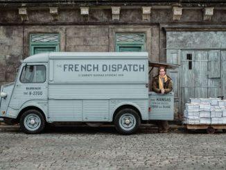 """Citroën al cinema con il film """"The French Dispatch"""" di Wes Anderson"""