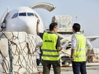 Impegno DHL Global Forwarding per ridurre le emissioni del trasporto aereo
