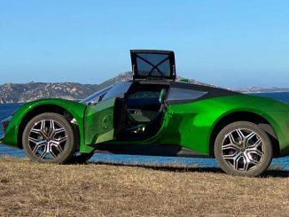 L'Hyper SUV Vision 2030 di GFG Style al Concorso d'Eleganza Villa d'Este