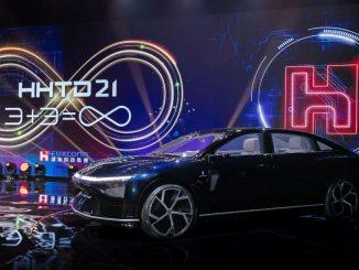 Svelata la Hon Hai Model E, sviluppata in collaborazione con Pininfarina