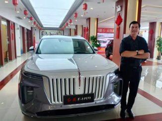 Hongqi E HS9. Quando l'auto elettrica di lusso arriva dalla Cina