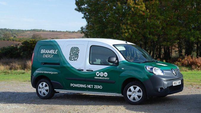 Veicolo dimostrativo a celle a combustibile lanciato da Mahle Powertrain e Bramble Energy