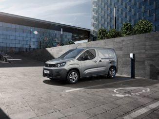 Debutta in Italia e si può già ordinare in Italia il Nuovo Peugeot e-Partner