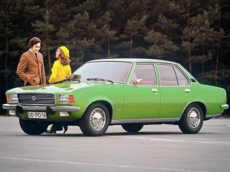 Storia. Compie 50 anni la Opel Rekord D, la milionaria di Rüsselsheim