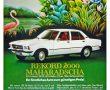 Opel-Werbeanzeige, 1976