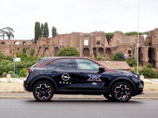 Opel condivide i Live di X Factor 2021