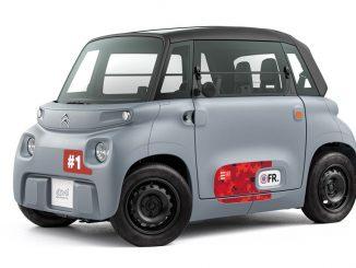 Un mondo di personalizzazioni per Citroën AMI 100% ëlectric