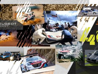 Quarant'anni di innovazioni e successi di Peugeot Sport