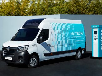 Svelati i primi prototipi Hyvia Renault Master Van H2-Tech