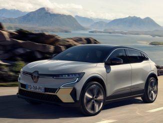 Renault Megane Electric E-Tech al IAA Cars 2021