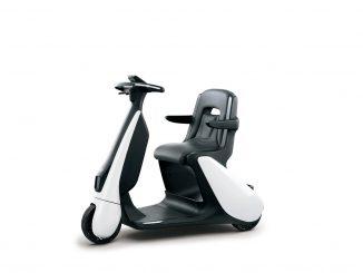 Nuova forma di mobilità personale secondo Toyota