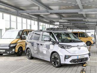 Mobilità intelligente Volkswagen all'ITS World Congress di Amburgo