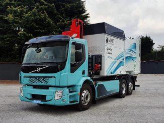 Nord Engineering sceglie camion elettrico Volvo per la raccolta differenziata dei rifiuti