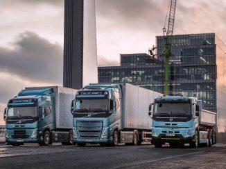 Volvo Trucks. Ordine record di 100 camion elettrici