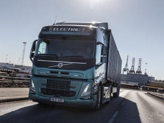 Evento Volvo Trucks per accelerare la transizione all'elettrico